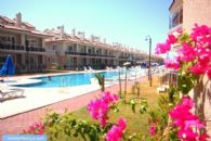 Sea Front Apartment For Holiday Rental In Calis Beach , Calis
